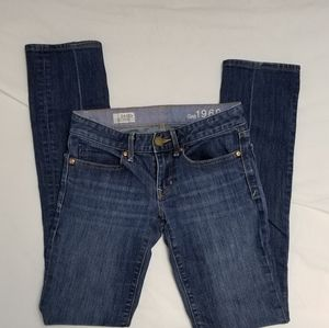 Gap pleated jeans 24 00r real straight fit